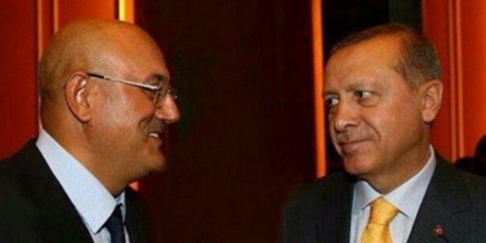 AKP'ye yakın inşaat şirketine haciz
