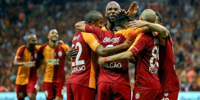 Galatasaray - Kasımpaşa 1-0 (Maç özeti)