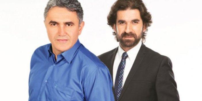 Serdar Tuncer ve Faruk Aksoy, Yeni Şafak'tan kovuldu