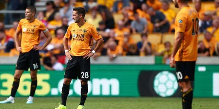 Beşitaş'ın rakibi Wolverhampton galibiyete hasret!