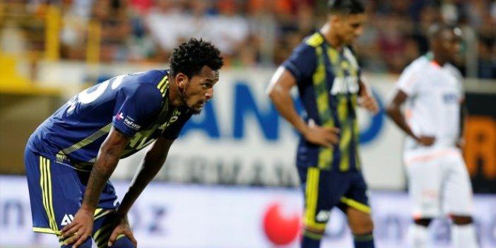 Alanyaspor Fenerbahçe 3-1 (Maç özeti)
