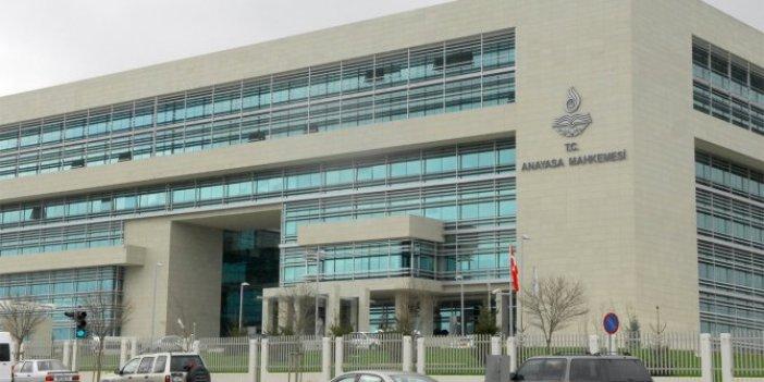 AYM memurluğa girişte 'güvenlik soruşturması' şartını kaldırdı