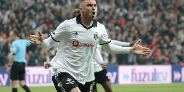 Beşiktaş'ta Burak Yılmaz rötarlı geliyor