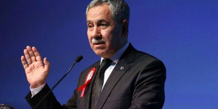 Arınç'a tepki dinmiyor! Şamil Tayyar yargıyı göreve çağırdı