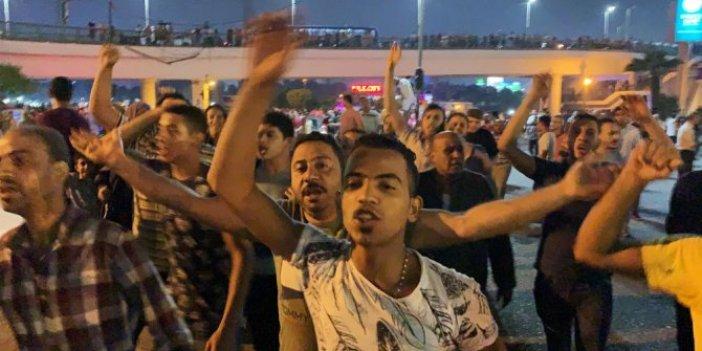 Sisi'ye karşı protestoyu o suçlamalar tetikledi!