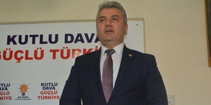 AKP'li Canbey, Fatih Sultan Mehmet ile Erdoğan'ı bir tuttu