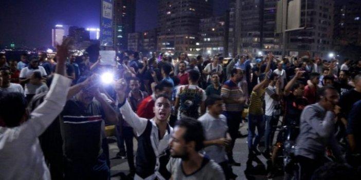 Mısır'daki Sisi karşıtı gösterilerde onlarca gözaltı
