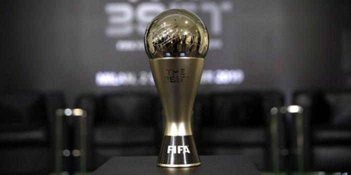 'FIFA En İyiler' ödülleri sahiplerini buldu