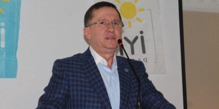 İYİ Partili Lütfü Türkkan'dan AKP'li Uğur Aydemir'e tepki