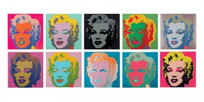 Andy Warhol sergisi UNIQ Expo'da