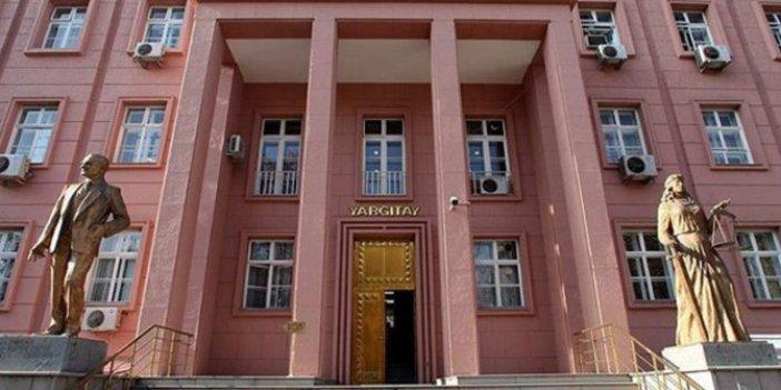 Yargıtay eski üyelerine verilen cezalar onandı