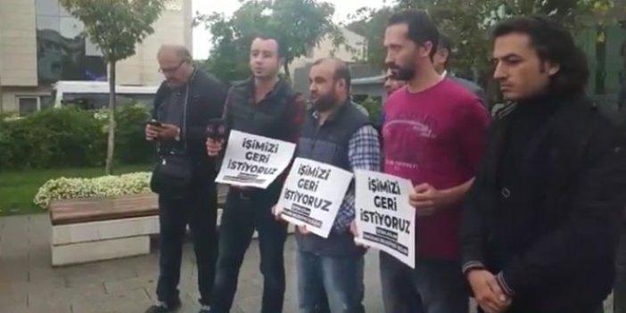 AKP'li Üsküdar Belediyesi 150 işçiyi işten çıkardı