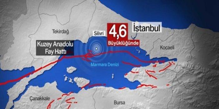 Marmara için tsunami uyarısı