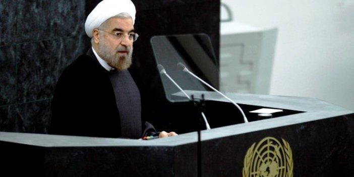 "Ruhani: ""Sabrımızın da sınırı var"""