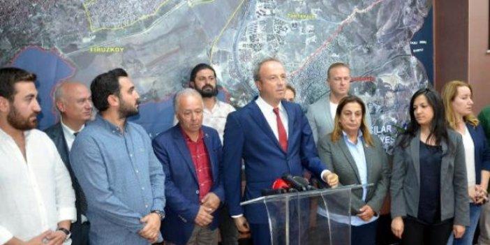 """""""270 konut için ihbar yapıldı, 3 bina mühürlendi"""""""