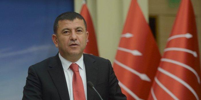 "CHP'li Ağbaba: ""Dışişleri vize vermedi"""