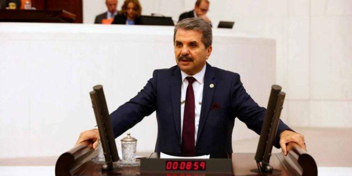 Feridun Bahşi, memur adaylarının sorunlarını Meclis'e taşıdı