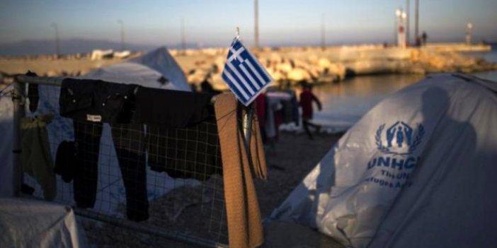 Yunanistan 10 bin sığınmacıyı Türkiye'ye gönderiyor