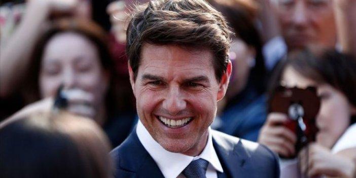Tom Cruise Ukrayna'da film çekecek