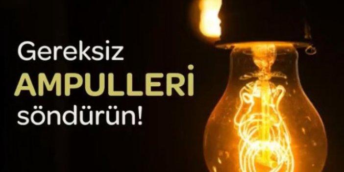 İYİ Parti'den AKP'ye elektrik zammı göndermesi