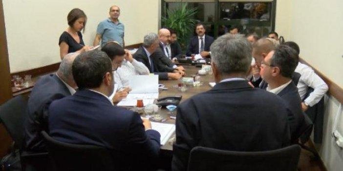 İBB'de kiralık araç araştırma komisyonunda tartışma
