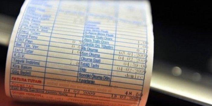 4 kişilik aile ortalama 163 TL elektrik faturası ödeyecek!