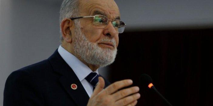 """Karamollaoğlu: """"AK Parti yüzde 10 barajına muhtam hale gelecek"""""""