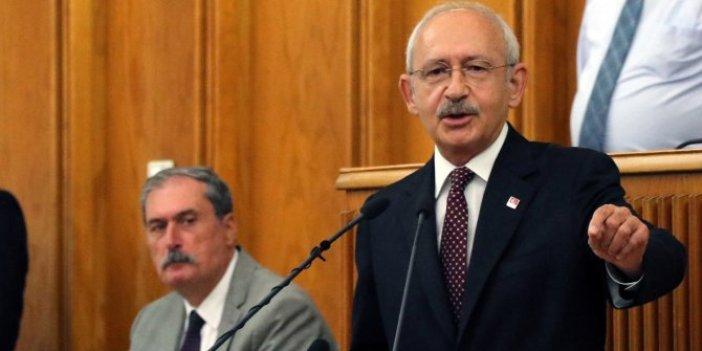 """Kılıçdaroğlu: """"TBMM'nin kapıları Harbiyeli Anneleri'ne kapatıldı"""""""