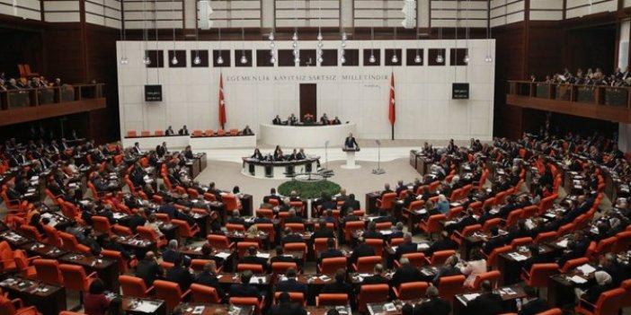 44 milletvekilinin dokunulmazlık dosyası Meclis'te