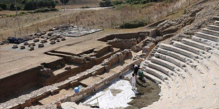 850 yıllık sahnedeki 'bulmaca' çözüldü