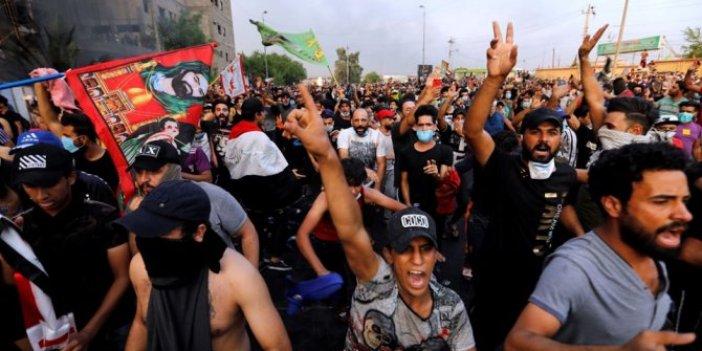 Irak'taki gösterilerde ölü sayısı 21'e yükseldi
