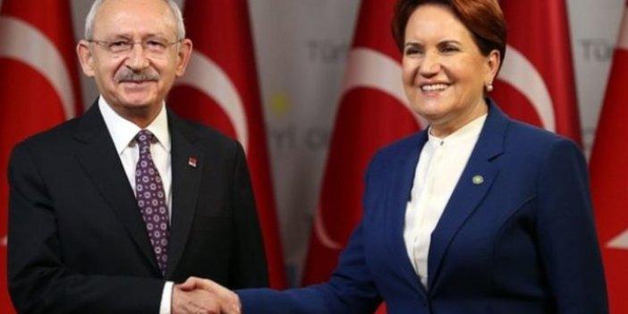 """""""CHP-İYİ Parti ittifakı dağılır mı?"""""""