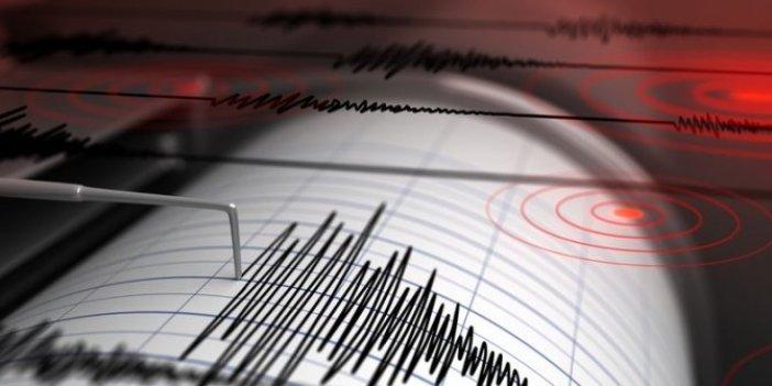 Endonezya'da 924 deprem meydana geldi