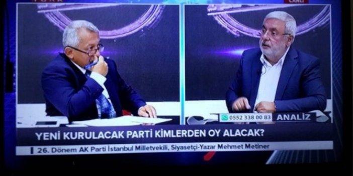 AKP'li başkandan Mehmet Metiner'e Pensilvanya tepkisi!