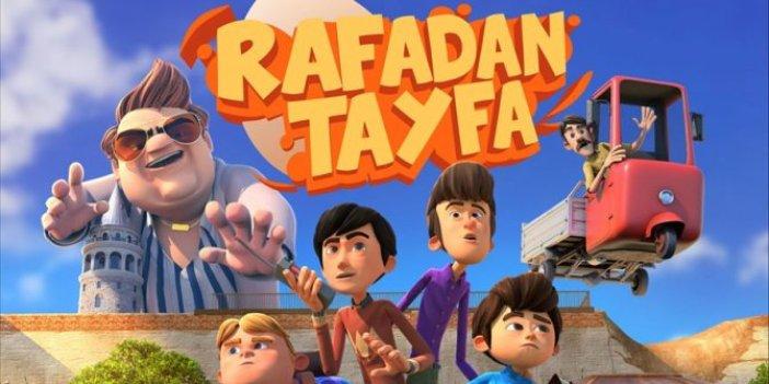 TRT Çocuk kahramanları sinema salonlarında
