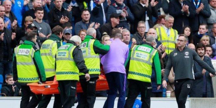 Tottenham'ın kalecisi Lloris'in kolu kırıldı