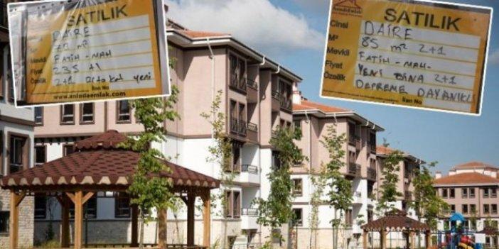 Ev ilanlarında 'deprem' değişikliği