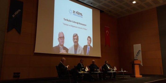 21. Yüzyıl Enstitüsü Türkiye'nin geleceğini konuştu