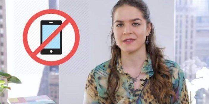 Akıllı telefondan uzak durarak 100 bin doların sahibi olacak!