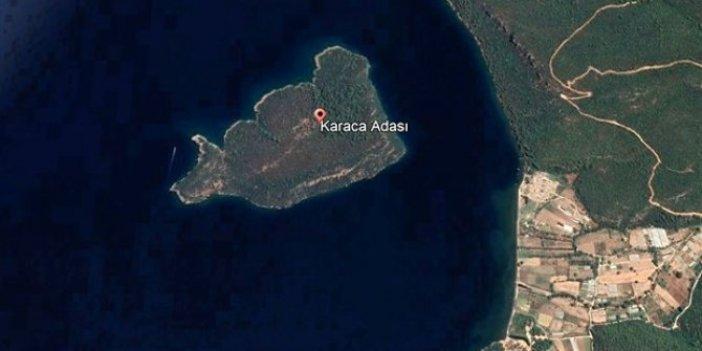 Marmaris ve Balıkesir'deki adalar satılıyor