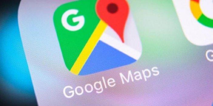 Google Maps'e konum kaydetmeyen özellik!