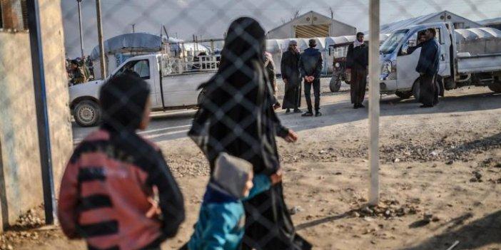 YPG/PKK sığınmacı kampından 20 çocuk kaçırdı