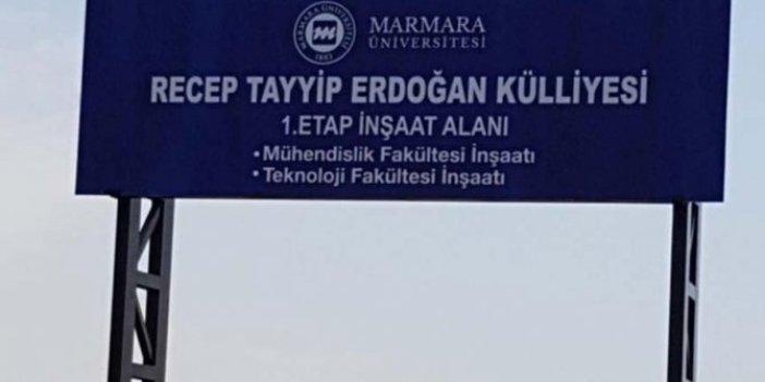 Recep Tayyip Erdoğan Külliyesi ihalesi iptal edildi