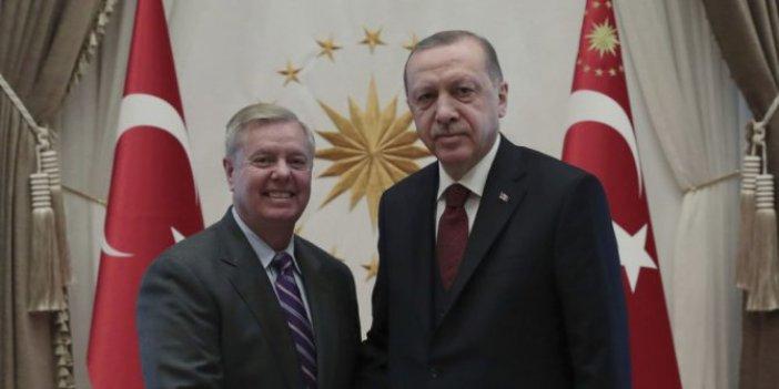 ABD'li Senatör PKK'ya siper oldu!