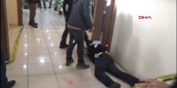 Emniyet müdürünü şehit eden saldırgan böyle yakalandı
