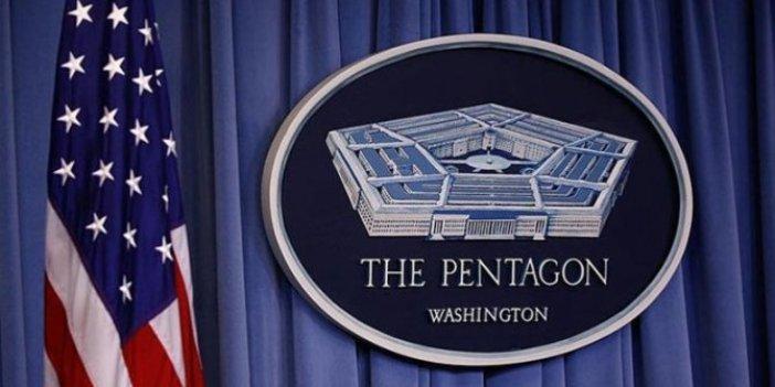 """Pentagon """"Petrol geliri SDG'ye gidiyor"""""""