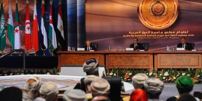 Arap Birliği Suriye'deki operasyon için toplanıyor