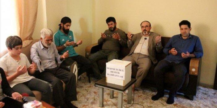 Suriyeli Türkmenlerden Barış Pınarı'na destek