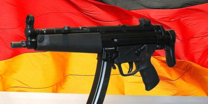 Almanya'da Türkiye'ye silah satışını durdurdu
