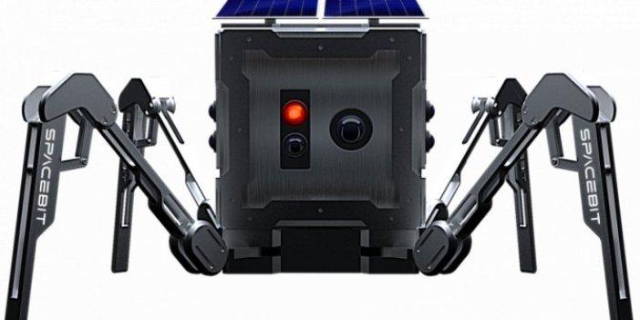 Spacebit Ay'a robot gönderecek